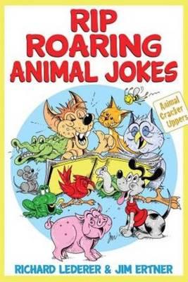 Rip Roaring Animal Jokes (Paperback)