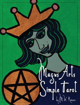 Magus Arts Simple Tarot (Board book)