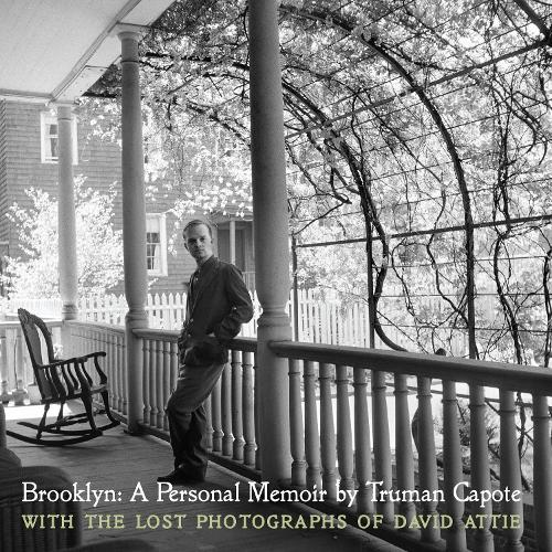 Brooklyn - A Personal Memoir with the lost photographs of David Attie (Hardback)