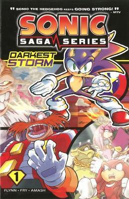 Sonic Saga Series 1: Darkest Storm (Paperback)
