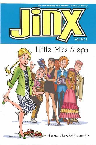 Jinx: Little Miss Steps (Paperback)