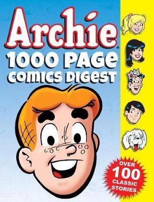 Archie 1000 Page Comics Digest (Paperback)