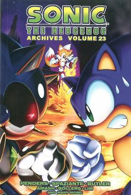 Sonic The Hedgehog Archives 23 (Paperback)