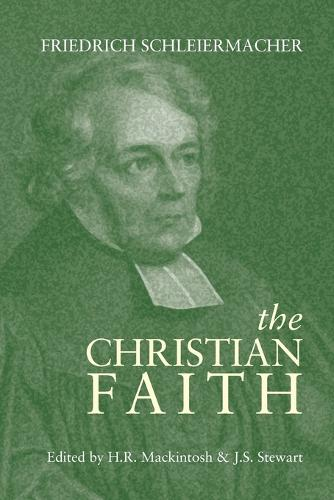 Christian Faith (Paperback)