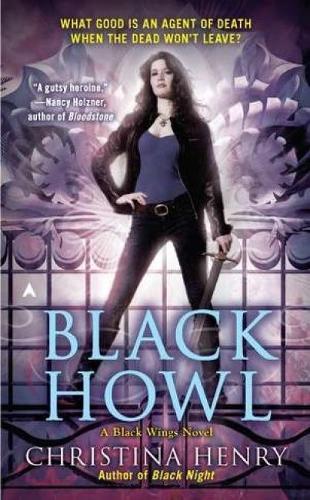 Black Howl: A Black Wings Novel (Paperback)