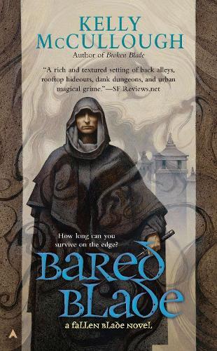 Bared Blade: A Fallen Blade Novel (Paperback)