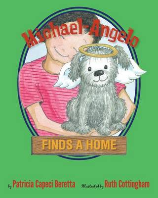 Michael-Angelo Finds a Home (Paperback)