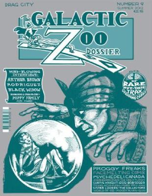 Galactic Zoo Dossier No. 9 (Paperback)
