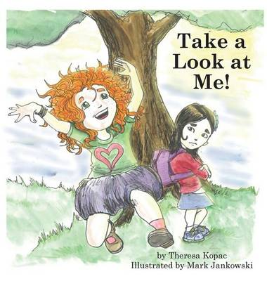 Take a Look At Me! (Hardback)