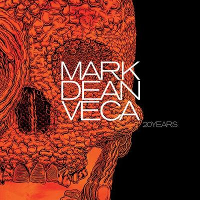 Mark Dean Veca - 20 Years (Hardback)