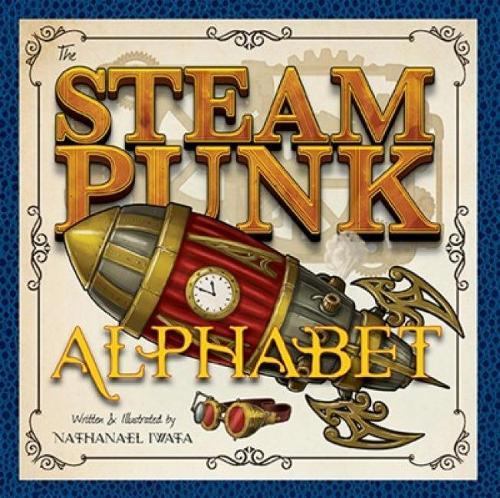 Steampunk Alphabet (Hardback)
