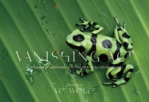 Vanishing Act: Endangered Animals and Disappearing Environments (Paperback)
