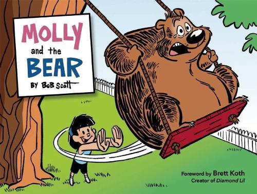 Molly and the Bear (Hardback)