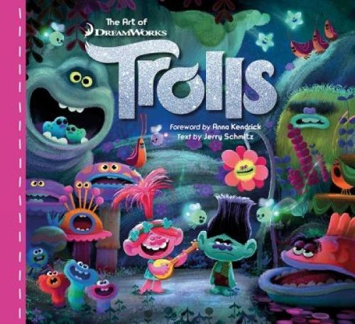 The Art of Trolls (Hardback)