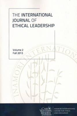 International Journal of Ethical Leadership: Volume 2 (Paperback)