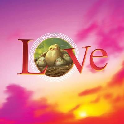 Love: Bible Verse Books - Bible Verse Books (Paperback)