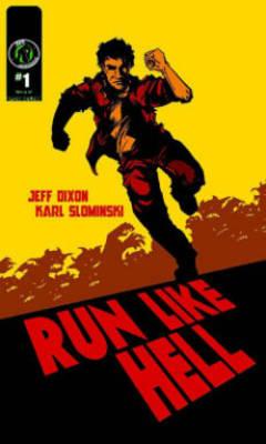Run Like Hell OGN (Paperback)