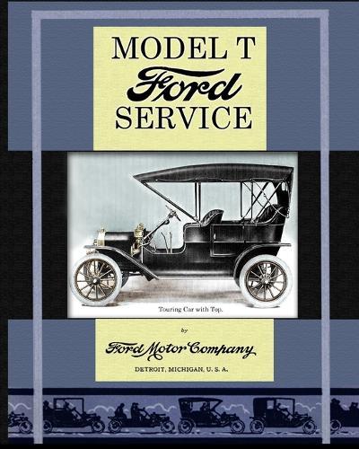 Model T Ford Service (Paperback)