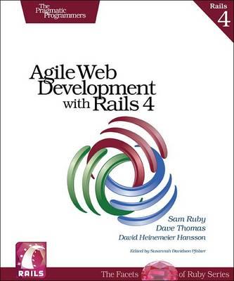 Agile Web Development with Rails Revised (Paperback)
