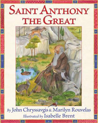 Saint Anthony the Great (Hardback)
