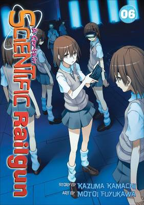 A Certain Scientific Railgun: Volume 6 (Paperback)