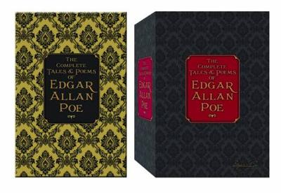 The Complete Tales & Poems of Edgar Allan Poe (Knickerbocker Classics) (Hardback)