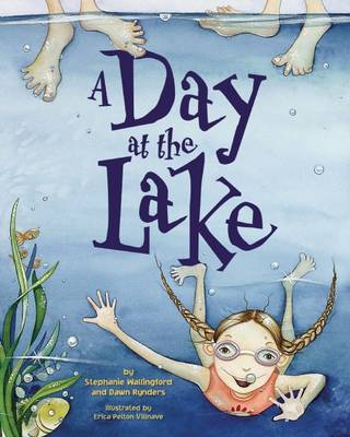 A Day at the Lake (Paperback)