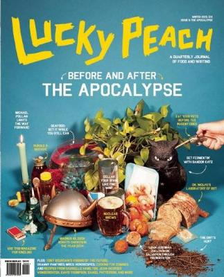Lucky Peach, Issue 6: The Apocalypse (Paperback)