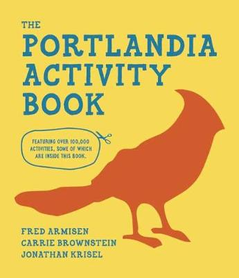 The Portlandia Activity Book (Spiral bound)