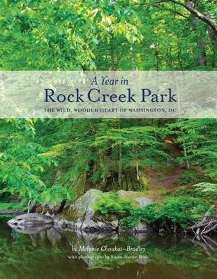 A Year in Rock Creek Park: The Wild, Wooded Heart of Washington, DC (Paperback)