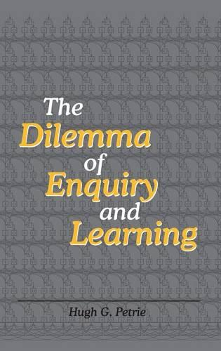 The Dilemma of Enquiry and Learning (Hardback)