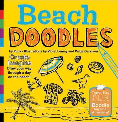 Beach Doodles (Paperback)