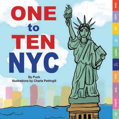 One to Ten NYC (Board book)