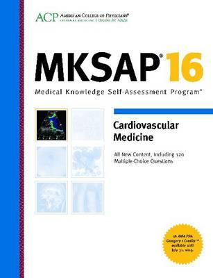 MKSAP 16 Cardiovascular Medicine (Paperback)