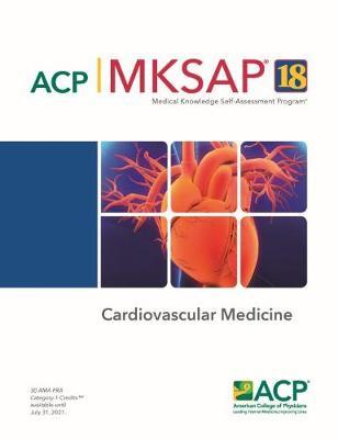 MKSAP (R) 18 Cardiovascular Medicine (Paperback)