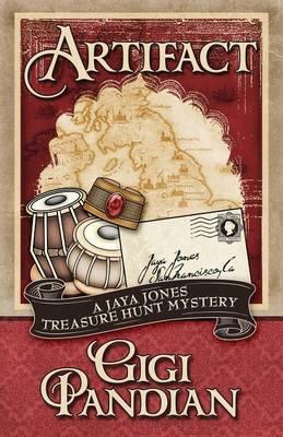 Artifact - Jaya Jones Treasure Hunt Mystery (Paperback)