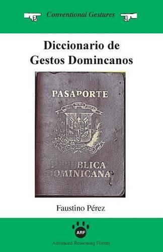 Diccionario de Gestos Dominicanos (Paperback)