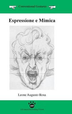 Espressione E Mimica (Hardback)