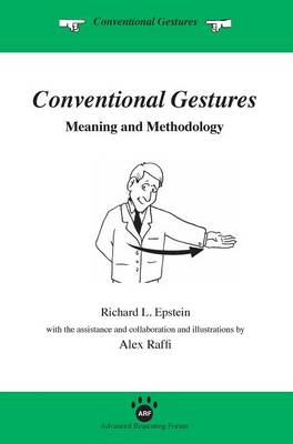 Conventional Gestures: Meaning and Methodology (Hardback)