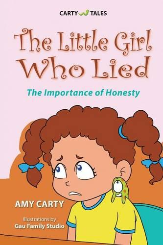The Little Girl Who Lied (Paperback)