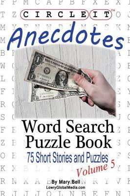 Circle It, Anecdotes, Word Search, Puzzle Book (Paperback)