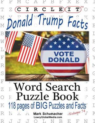 Circle It, Donald Trump Facts, Word Search, Puzzle Book (Paperback)