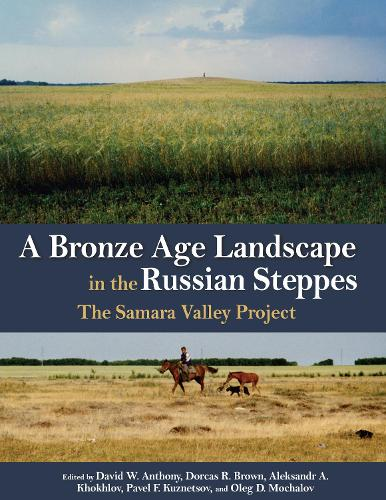 A Bronze Age Landscape in the Russian Steppes: The Samara Valley Project (Hardback)