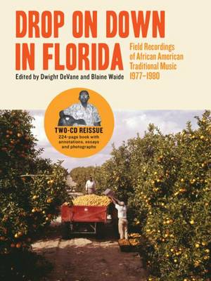Drop on Down in Florida - Field Recordings of African American Traditional Music 1977-1980 (Hardback)