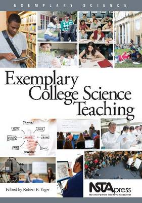Exemplary College Science Teaching - Exemplary Science (Paperback)