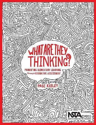 What Are They Thinking?: Promoting Elementary Learning Through Formative Assessment (Paperback)