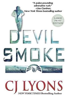 Devil Smoke: Large Print Edition - Beacon Falls Cold Case Mysteries 2 (Hardback)