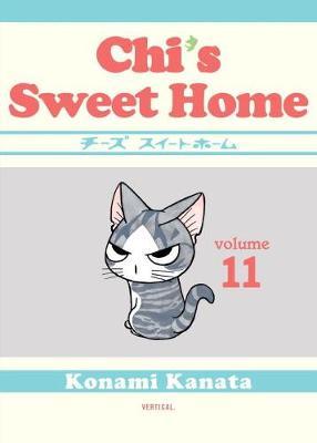Chi's Sweet Home: Volume 11 (Paperback)