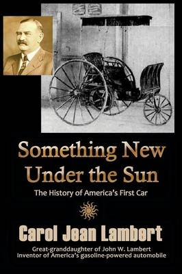 Something New Under the Sun (Paperback)