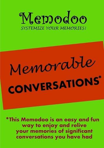 Memodoo Memorable Conversations (Paperback)
